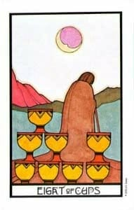 Tarot Card Eights: Melodrama and Movement