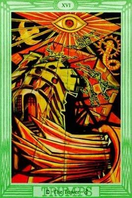 Tarot Card Majors #15 – 21: Long Strange Trip, Stage III
