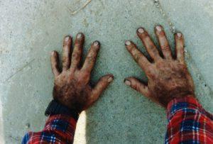 George 9009c hands