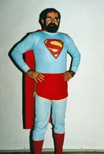 George 9110a superman