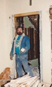 George 9112d demo door