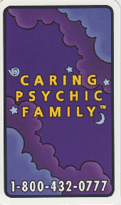 Caring Psychic Family