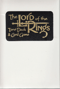 Lord of the Rings Deluxe Gold Edition