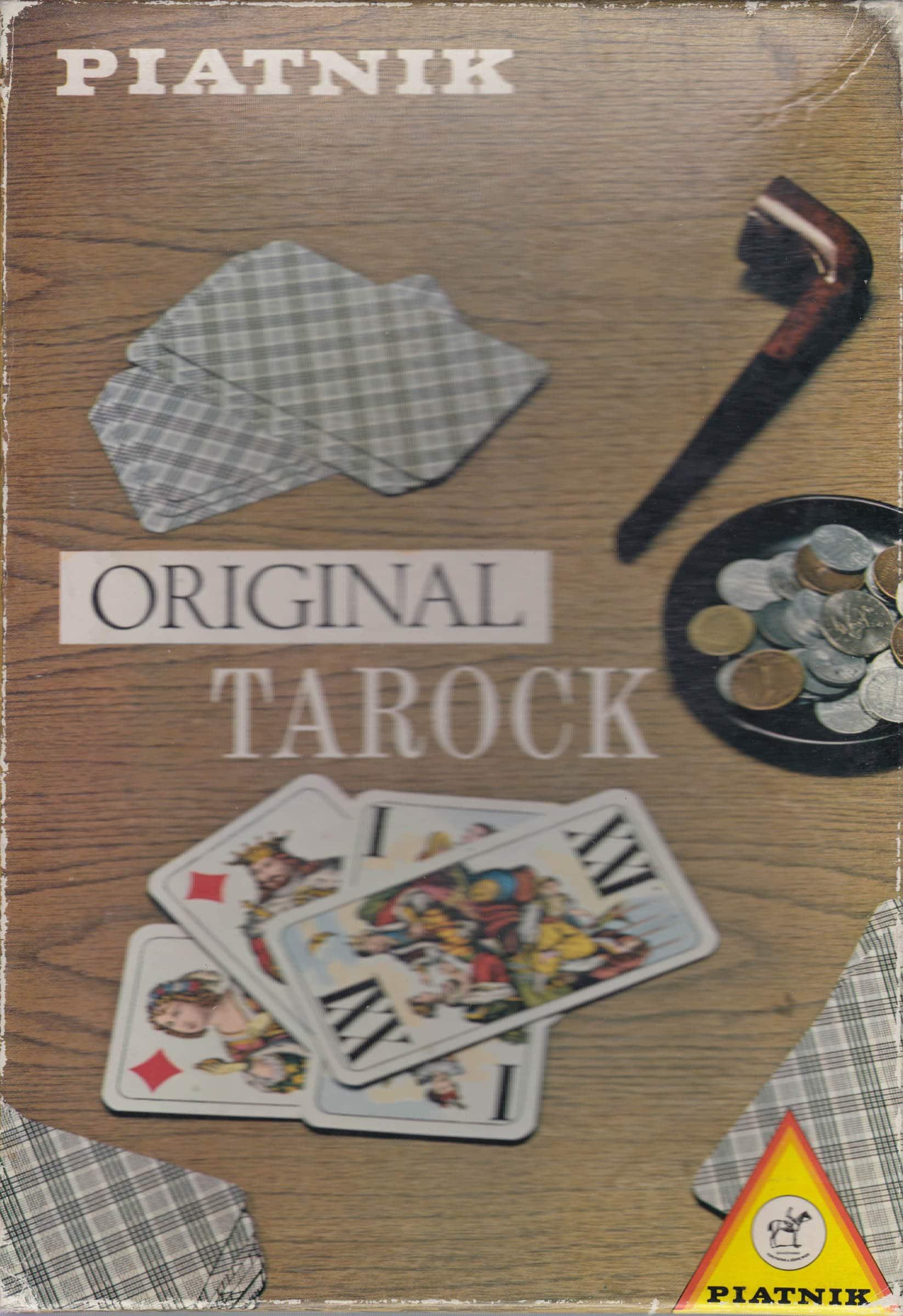 Piatnik Original Tarock